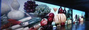 outdoor full color led display p25 300x103 - تابلو روان فول کالر